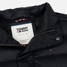 Мужской пуховик Tommy Jeans Light Down Black фото- 2