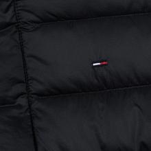 Мужской пуховик Tommy Jeans Light Down Black фото- 4