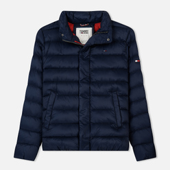 Мужской пуховик Tommy Jeans Light Down Black Iris