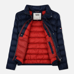 Мужской пуховик Tommy Jeans Light Down Black Iris фото- 1