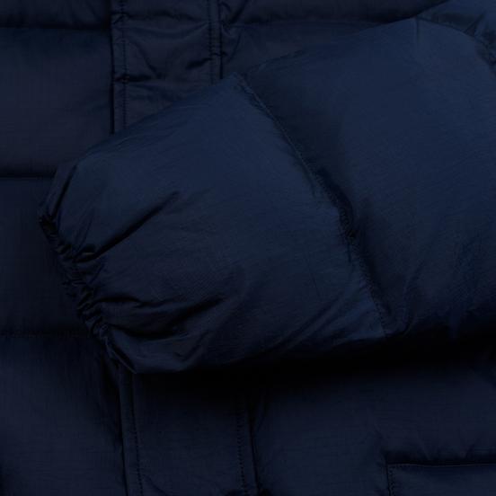 Мужской пуховик Tommy Jeans Long Padded Parka Black Iris