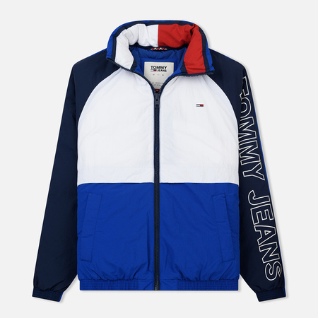 Мужской пуховик Tommy Jeans Tommy Classics Retro Surf The Web/Multicolor