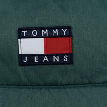 Мужской пуховик Tommy Jeans Washed Padded Atlantic Deep фото- 6