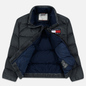 Мужской пуховик Tommy Jeans Washed Padded Black фото - 1