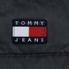 Мужской пуховик Tommy Jeans Washed Padded Black фото- 4