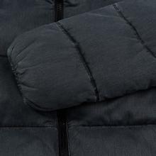 Мужской пуховик Tommy Jeans Washed Padded Black фото- 6
