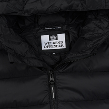 Мужской пуховик Weekend Offender Frazier AW19 Black фото- 2