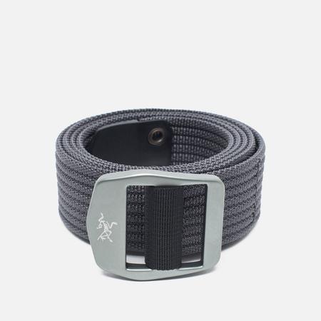 Мужской ремень Arcteryx Conveyor Carbon Steel