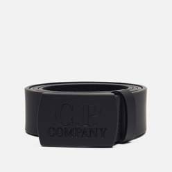 Ремень C.P. Company Classic Leather Black