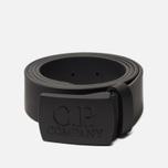 Ремень C.P. Company Classic Leather Black фото- 0