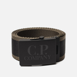 Ремень C.P. Company Classic Nylon Variant 02 Multicolor фото- 0
