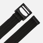 Ремень C.P. Company Quilted Tape Black фото- 1