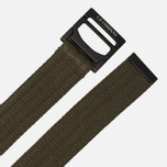 Ремень C.P. Company Quilted Tape Dark Olive фото- 1