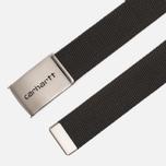Мужской ремень Carhartt WIP Clip Chrome Cypress фото- 1