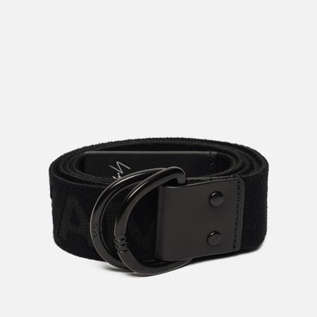 Мужской ремень Y-3 Elastic Black