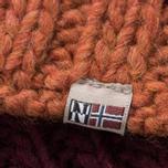 Мужской шарф Napapijri Foreil Bordeaux фото- 2