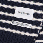 Шарф Norse Projects Norse Classic Normandy Navy фото- 2