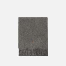 Шарф Polo Ralph Lauren Oblong Sigh It Wool Fawn Grey Heather фото- 0