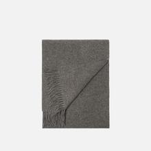 Шарф Polo Ralph Lauren Oblong Sigh It Wool Fawn Grey Heather фото- 1