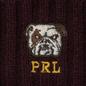 Шапка Polo Ralph Lauren Wool Stripe Oblong Classic Wine Multi фото - 1