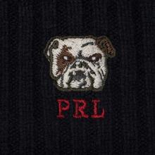 Шапка Polo Ralph Lauren Wool Stripe Oblong Navy Multi фото- 1