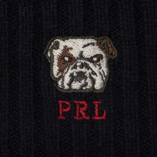 Шапка Polo Ralph Lauren Wool Stripe Oblong Navy Multi