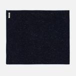 Мужской шарф The Hill-Side Wool Blend Galaxy Tweed Navy фото- 0