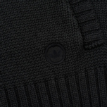 Мужской свитер adidas Originals x Wings + Horns Knitted TT Black/White фото- 5