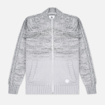 Мужской свитер adidas Originals x Wings + Horns Knitted TT White/Grey photo- 0