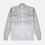 Мужской свитер adidas Originals x Wings + Horns Knitted TT White/Grey фото- 0