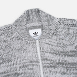 Мужской свитер adidas Originals x Wings + Horns Knitted TT White/Grey photo- 1