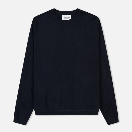 Мужской свитер Albam Merino Sports Knit Dark Navy