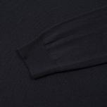 Мужской свитер Aquascutum Crowe Vee Knit Navy фото- 2