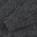 Мужской свитер Aquascutum Victor Alpaca Crew Neck Charcoal фото- 2