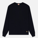 Мужской свитер Armor-Lux Crew Neck Rich Navy фото- 0