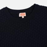 Мужской свитер Armor-Lux Crew Neck Rich Navy фото- 1