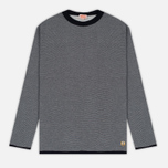 Мужской свитер Armor-Lux Crew Neck Rich Navy/Nature фото- 0