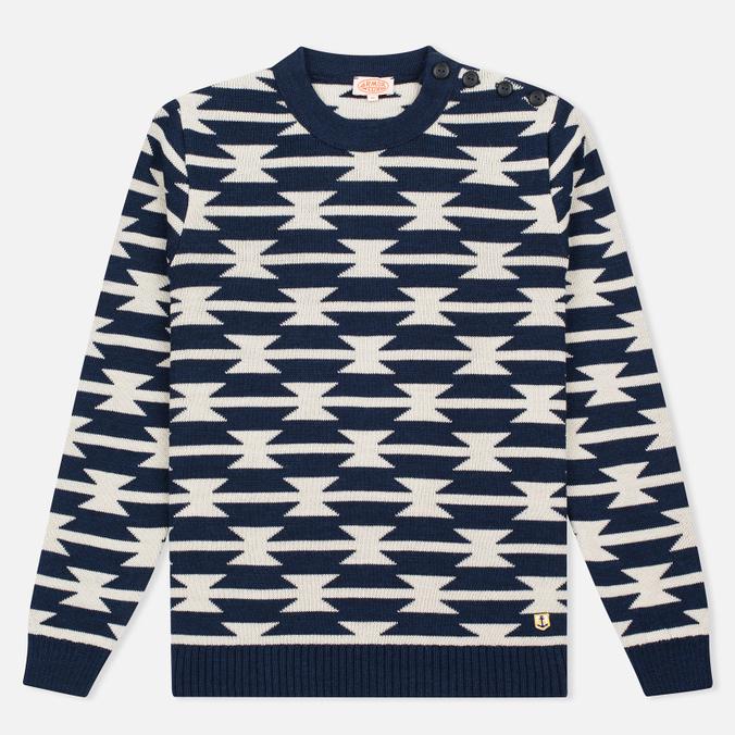 Мужской свитер Armor-Lux Heritage Voilier Blue/Mastic