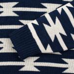 Мужской свитер Armor-Lux Heritage Voilier Blue/Mastic фото- 2