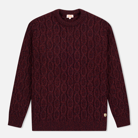 Armor-Lux Pull Heritage Men's Sweater Burgundy Red