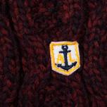 Мужской свитер Armor-Lux Pull Heritage Burgundy Red фото- 3