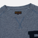 Мужской свитер Barbour B Crew Neck Dark Chambray фото- 1