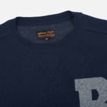 Мужской свитер Barbour B Crew Neck Navy фото- 1