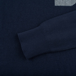 Мужской свитер Barbour B Crew Neck Navy фото- 3