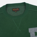 Мужской свитер Barbour B Crew Neck Racing Green фото- 1