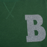 Мужской свитер Barbour B Crew Neck Racing Green фото- 2