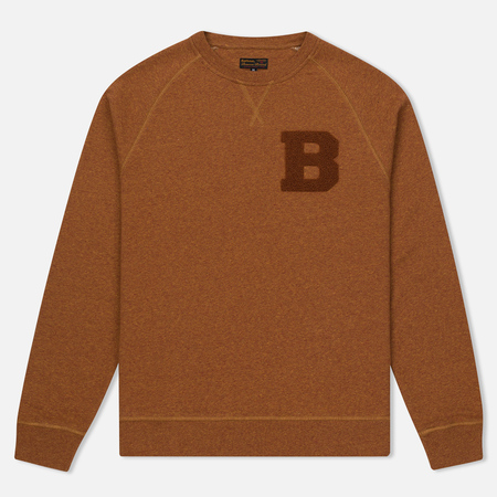 Мужской свитер Barbour B Crew Neck Rust