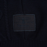 Мужской свитер Barbour Barnard Crew Neck Navy фото- 3