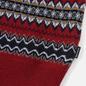Мужской свитер Barbour Case Fairisle Crew Rich Red фото - 3