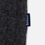 Barbour Essential Cable Crew Men's Sweater Grey Marl photo- 3